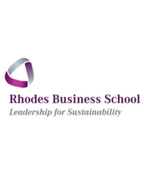 """""""Rhodes Business School="""